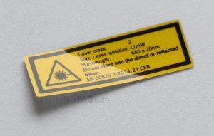 custom yellow reflective hard hat stickers with logo 0473