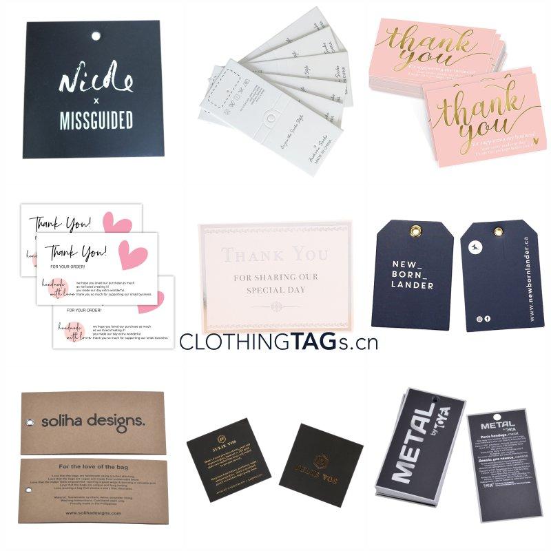 Clothing-hang-tag-examples