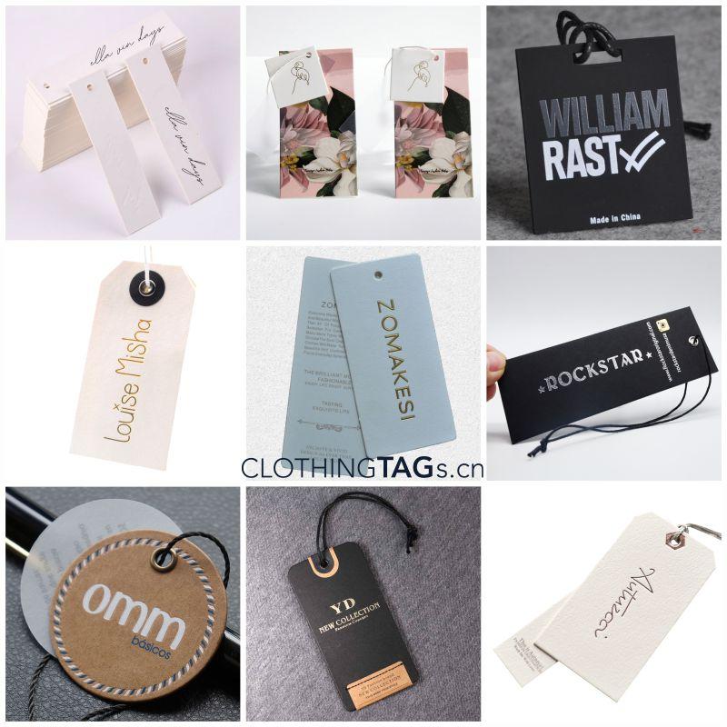 Hang tag design ideas