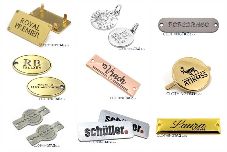 Custom-engraved-metal-logo-tags