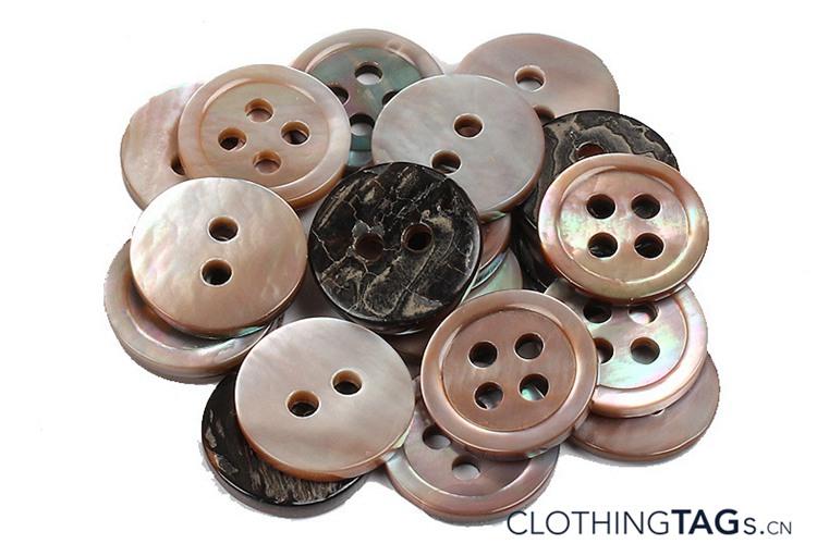 Pteria penguin buttons