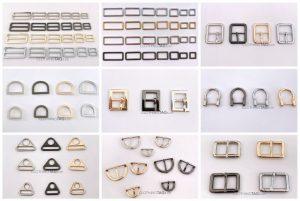 metal accessories for handbags