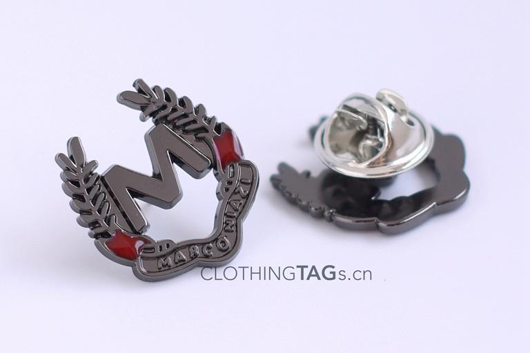 Reusable metal name tags 0919