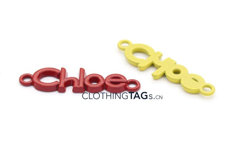 printed metal tags