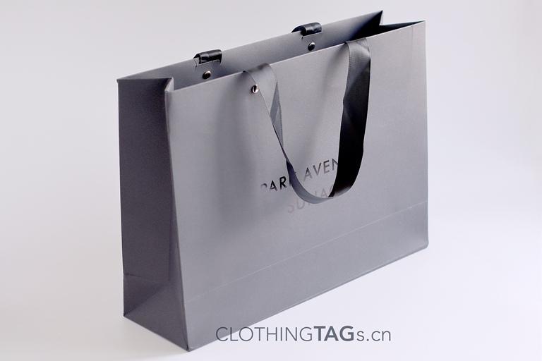 black paper bags 553