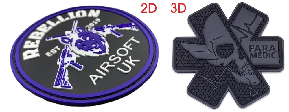 3D-PVC-Patches-and-2D-PVC-Patch