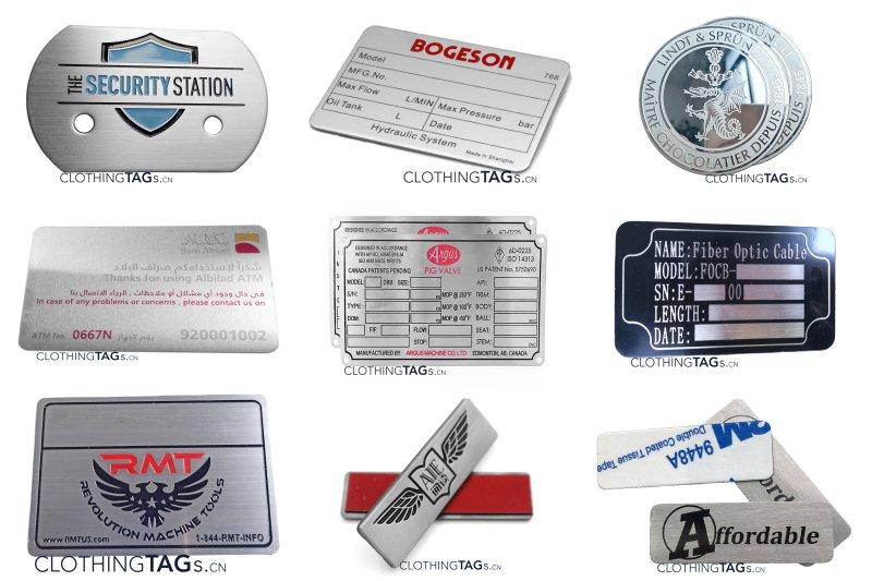 aluminum-adhesive-labels